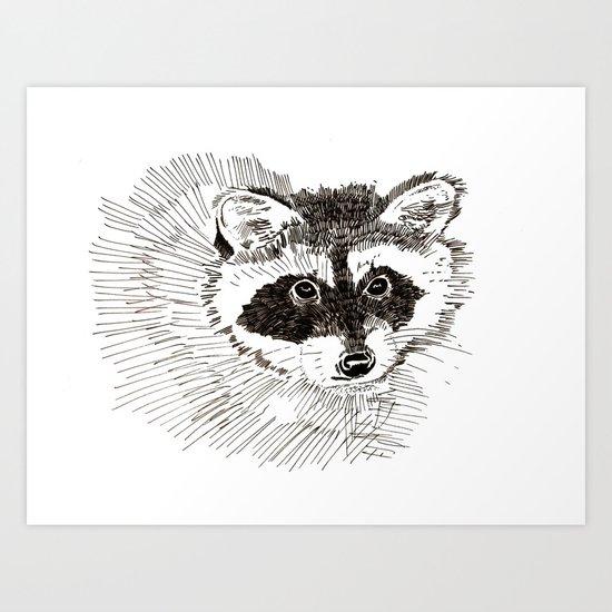 Bandito Art Print