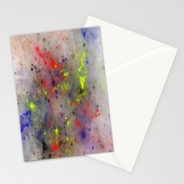 Primary Space Stationery Cards