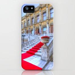 Ciragan Palace Istanbul Red Carpet iPhone Case