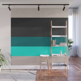 COLOR PATTERN II - TEXTURE Wall Mural