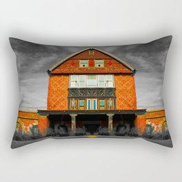 Insane Asylum at CT Rectangular Pillow