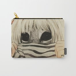 peeping cat Carry-All Pouch