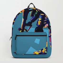 Gundam Zak Backpack