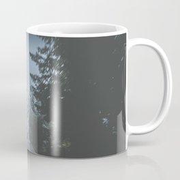 Foggy Cruise Coffee Mug