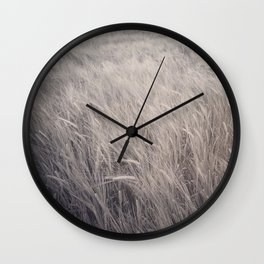 The Wind that Shakes the Barley Wall Clock