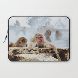 Ice Monkey Laptop Sleeve