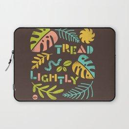 Tread Lightly Laptop Sleeve