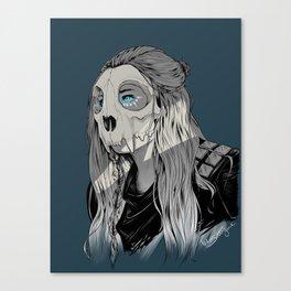 Wanheda #2 Canvas Print