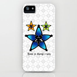 Kingdom Hearts - Wayfinders iPhone Case