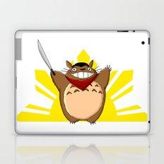Totoro Bonifacio Laptop & iPad Skin