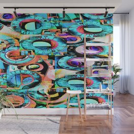 EYE SIGHT Wall Mural
