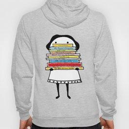 Never Enough Books Hoody