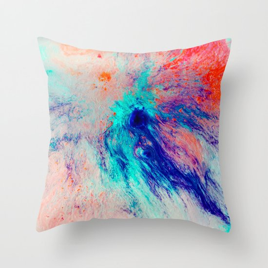 Radius Throw Pillow