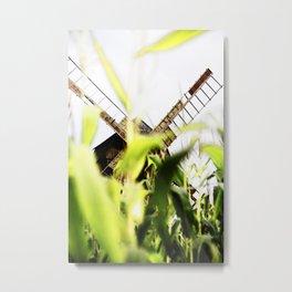 Windmill 5 Metal Print