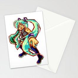 DYNAMIKU Stationery Cards