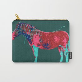 Electric Quagga Carry-All Pouch