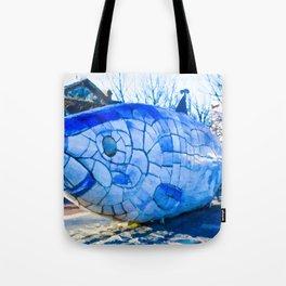 The Big Fish Tote Bag