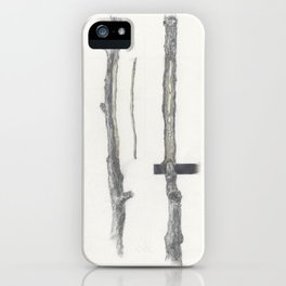 SECTION III iPhone Case