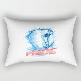 Bear Pride Rectangular Pillow
