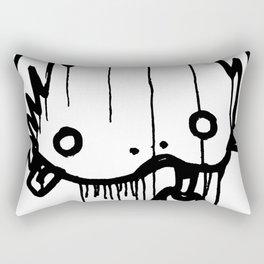 Parskid Mop Tag I Rectangular Pillow