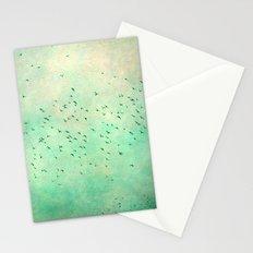 birds IV Stationery Cards