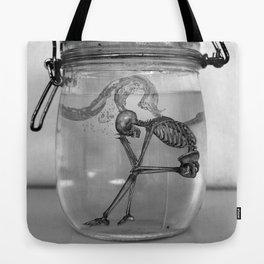 Human Speciman Tote Bag