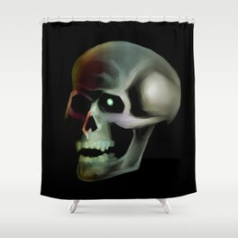Get Dunked On Shower Curtain