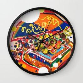 Happy Meal Wall Clock