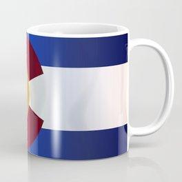 State Flag Of Colorado Coffee Mug