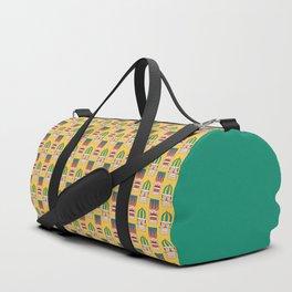 Nut Crackin' Army (Patterns Please) Duffle Bag