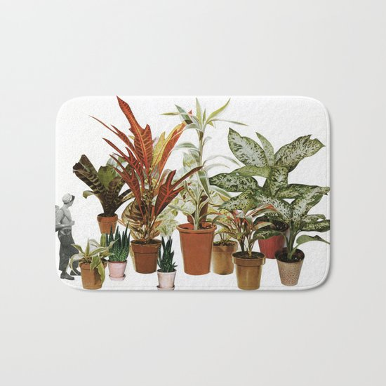 It's a Jungle Out There Bath Mat