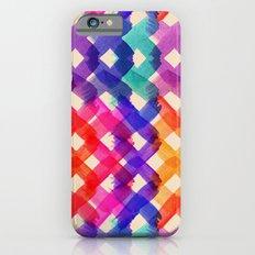 Watercolor experiment iPhone 6s Slim Case