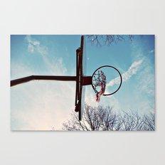 Hoop Canvas Print