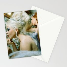 Las Vegas Showgirls 1960 Stationery Cards