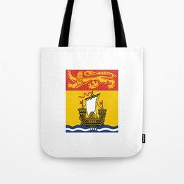 flag of New Brunswick 2 -Brunswicker,Néo-Brunswickois,moncton,fredericton,acadia,miramichi,john Tote Bag