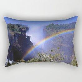 The Victoria Falls Rectangular Pillow