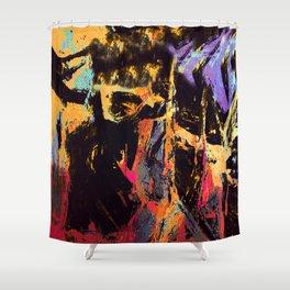 Boi de Canga Shower Curtain