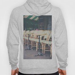 tables & chairs ... Hoody