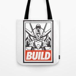 BUILD-GUNDAM Tote Bag