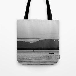 Kayak Dream Tote Bag