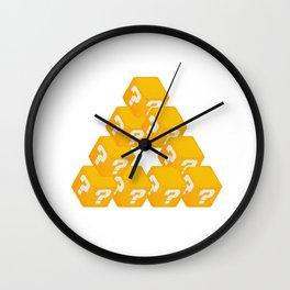 Penrose Mystery Box Wall Clock