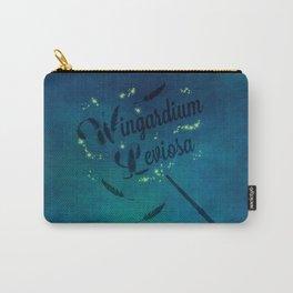 Wingardium Leviosa! Carry-All Pouch