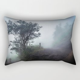 Foggy Pacaya Rectangular Pillow