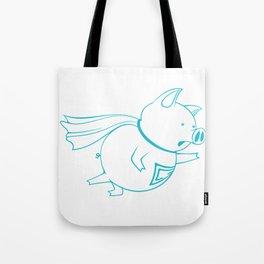 piggy 07 Tote Bag