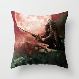 Sorin Markov Throw Pillow