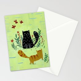 Mischievous Stationery Cards