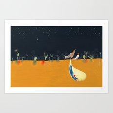 Cora coto coto Art Print