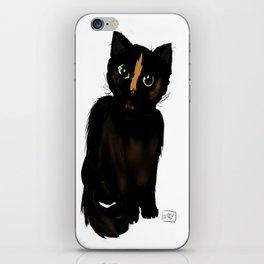 Elysis the cat iPhone Skin