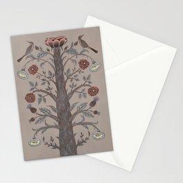 Garden Tree Stationery Cards
