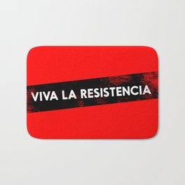 Viva La Resistencia Bath Mat